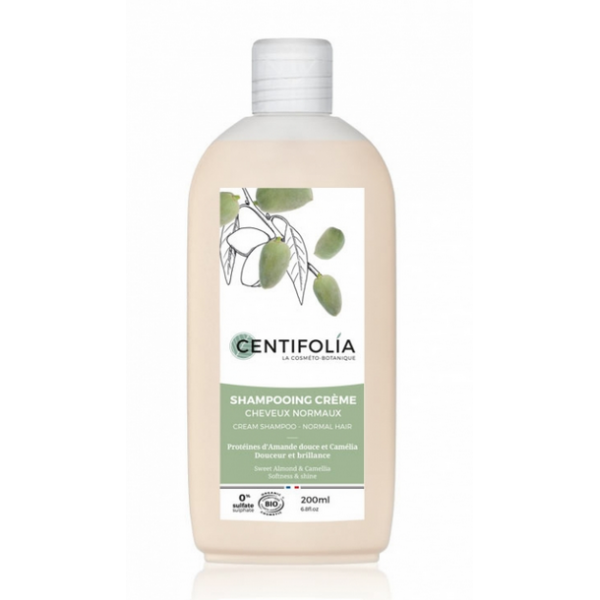 shampoing Cheveux normaux Centifolia